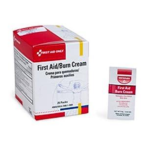 First Aid/Burn Cream, 0.9g, PK144