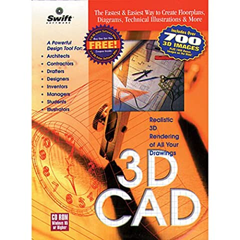 COSMI 3D CAD Graphic Mapping Program (PC) (Cad Program Software)