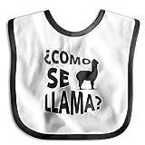 grinder mask - Unisex Baby Bandana Drool Bibs Llama Alpaca Cotton Neck Saliva Adjustable Towel Toddler For Girls Boys