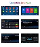 XISEDO Car Stereo Android 5.1 2 Din Head Unit Sat