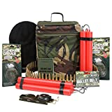 Kids Army Camo Ultimate Great Escape Pack Toy Set Ideal Gift For Little soldiers