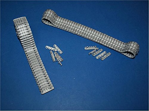 - ASSEMBLED METAL TRACKS FOR KING TIGER (LATE), E-50, E-75 1/35 SECTOR35 3524-SL