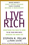 Live Rich, Stephen M. Pollan and Mark Levine, 0887309348