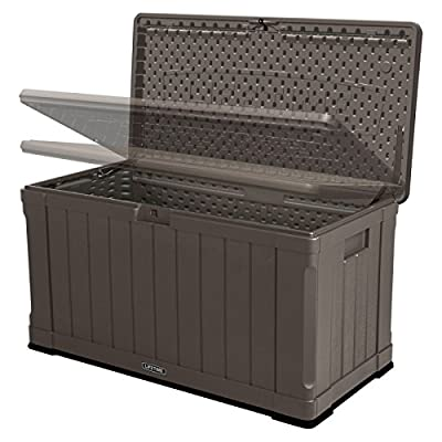 Lifetime Products 116-Gallon Outdoor Storage Box 60089 from Lifetime Products