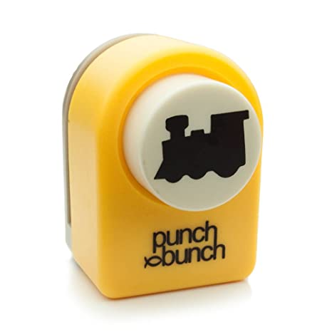 Amazon.com: Punch Bunch 491597 2/Tren mediano Punch aprox. 1 ...