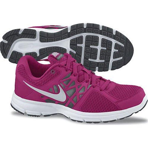 Nike Nike Air Relentless 2 - Zapatillas para mujer FRBRRY/MTLC PLTNM/ANTHRCT/WHT
