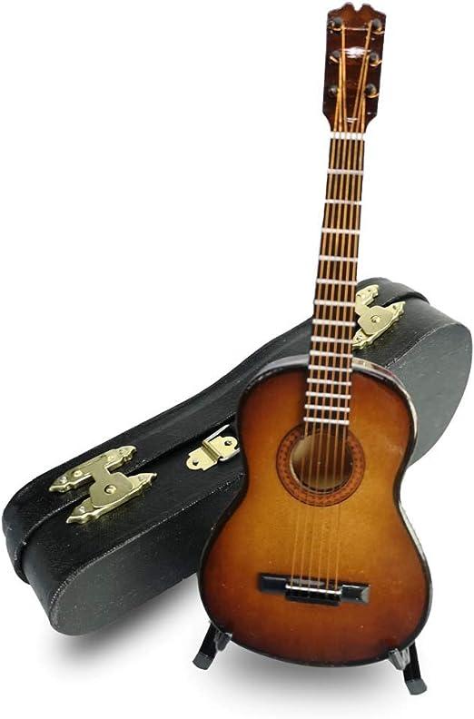 Ornamental Miniature  Acoustic Guitar