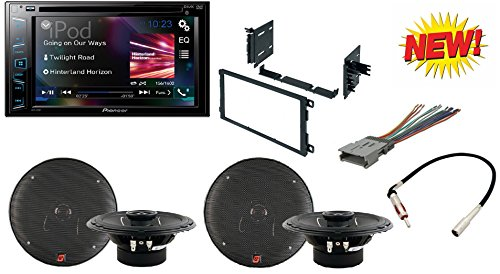 Chevy Colorado 2004-2012 New Package Pioneer Double Din D...