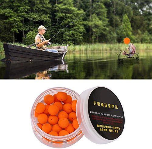 10 lot PE Quick Carp Fishing Bait Stop Angler Pellet Stopper Hair Rig Fish