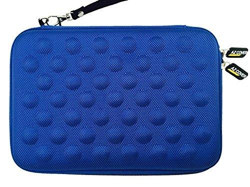 AZ-Cover 7-Inch Tablet Semi-rigid EVA Bubble Foam Case  With