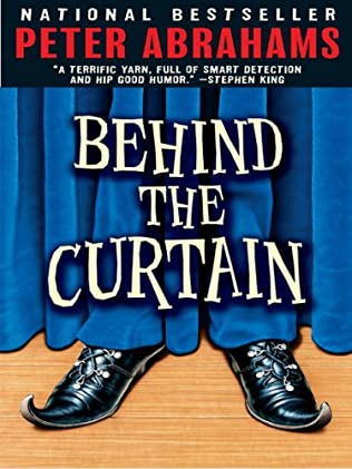 book cover of Behind the Curtain