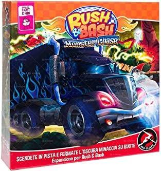 Red Glove – Rush & Bash: Monster Chase expansión Juego de Mesa Italiano: Amazon.es: Juguetes y juegos