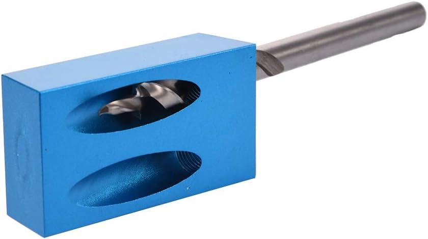Elikliv 30pcs Set Woodworking Pocket Hole Jig Kit Suitable for All Kinds of DIY Woodworking Punching.