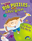 Big Puzzles for Little Hands, Carla Williams, 1885358806
