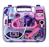 LTDD Kid Pretended Doctor Carry Case Medical Kit Toy