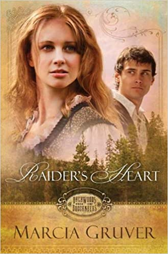 Raider's Heart (Backwoods Brides Book 1)