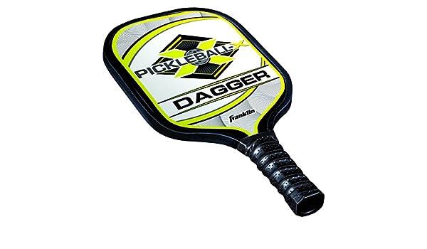 Amazon.com : Franklin Sports Graphite Pickleball Paddle ...