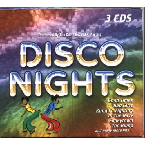 Download Fun Some Nights Mp3: Amazon.com: Disco Nights: Countdown Mix Masters: MP3 Downloads