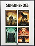 Superheroes Collection (V for Vendetta / Batman Begins / Matrix Reloaded / I Am Legend)