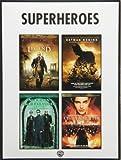 Superheroes Collection (V for Vendetta / Batman Begins / Matrix Reloaded / I Am Legend)