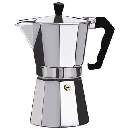 SJDY Cafetera Cafetera Mocha Cafetera Moka Filtro de Acero ...