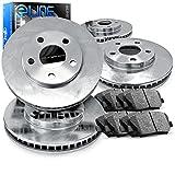 [COMPLETE KIT] eLine Replacement Brake Rotors & Semi-Met Brake Pads CEB.6511302