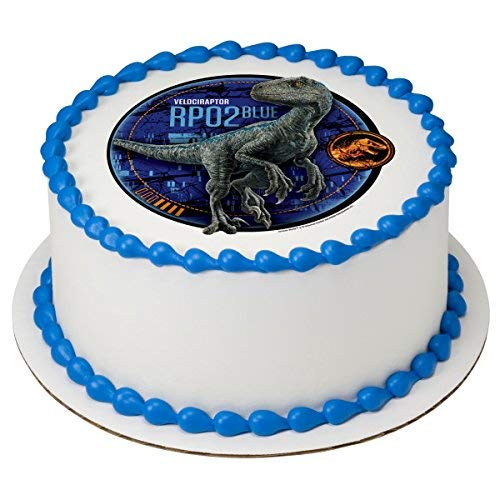 Jurassic World 2 - Blue Licensed Edible 8