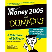 Microsoft Money 2005 For Dummies