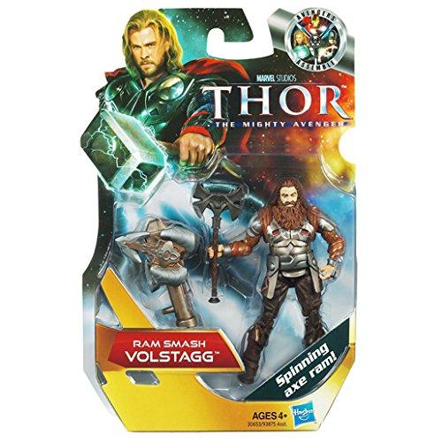 Thor    The Mighty Avenger Action Figure  10 Ram Smash Volstagg 3.75  | Good Design  06626d