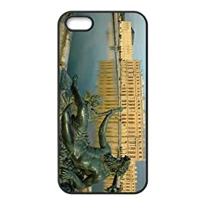 Feance Castle Hight Quality Case for Iphone 5s