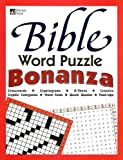 Bible Word Puzzle Bonanza, Phil Elliott and Phil Elliott, 1593171498