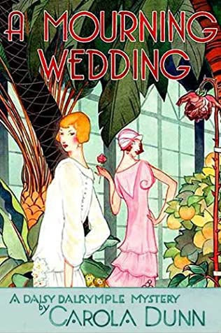 book cover of A Mourning Wedding