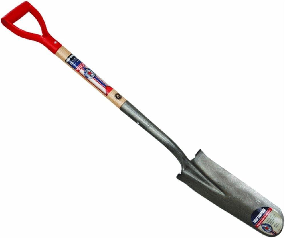 Ames 14-Inch True American Drain Spade – 1564700