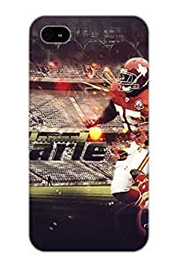 Ellent Design Kansas City Chiefs Phone Case For Iphone 4/4s Premium Tpu Case For Thanksgiving Day's Gift