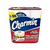 Charmin Ultra Strong Super Mega Tissue (24 rolls)