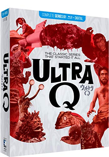 Ultra Q - The Complete Series [Blu-ray]