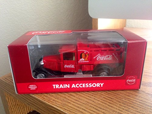 Used, Coca Cola Brand K-Line Train Accessory Delivery Truck for sale  Delivered anywhere in USA