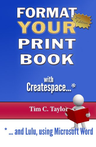 Amazon format your print book with createspace d lulu format your print book with createspace d lulu using microsoft word fandeluxe Images
