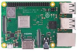 Element14 Raspberry Pi 3 B+ Motherboard