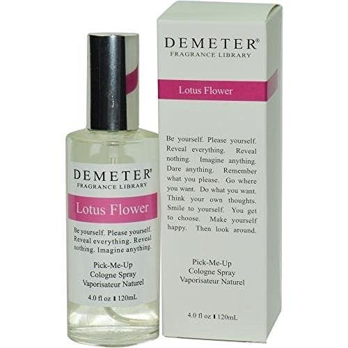 Demeter By Demeter Lotus Flower Cologne Spray 4 Oz