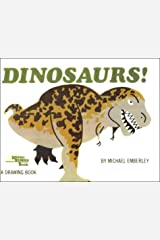 Dinosaurs!: A Drawing Book Library Binding