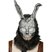 xcoser Donnie Darko Bunny Mask Deluxe Frank Helmet With Fur Cosplay Accessory
