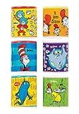 Dr Seuss Mini Sharpener 6 Pack
