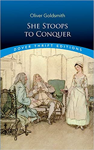 Amazon She Stoops To Conquer Dover Thrift Editions