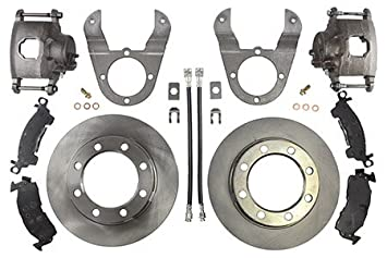 Only Disc Brake Conversion Kit Ruffstuff 14 Bolt Disc Brake Conversion Kit SRW