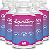 Rapid Tone Weight Loss Pills Supplement – Burn Fat Quicker – Carb Blocker, Appetite Suppressant, Fat Burner – Natural Thermogenic Extreme Diet Fast WeightLoss for Women Men (5 Month Supply) Review