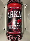 Arkansas Razorbacks Insulated Light Up Travel Mugs