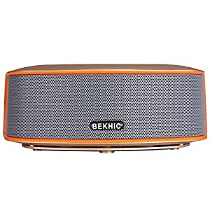 Bluetooth Speakers, Bekhic 3D-GS HIFI Portable Wireless Bluetooth Speaker by Bekhic