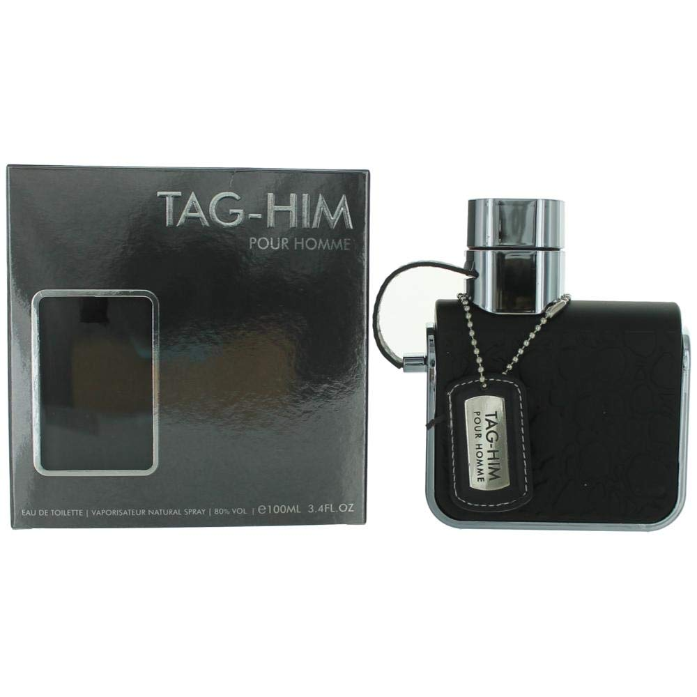 a7ade64d7 Armaf Tag Him Perfume For Men EDT 100 ML: Amazon.co.uk: Beauty