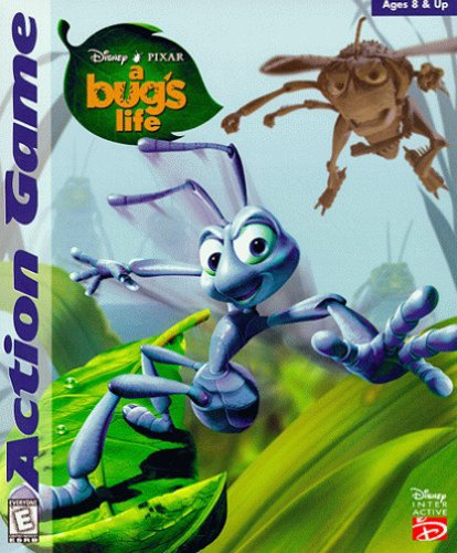 Disney/Pixar's A Bug's Life Action Game (Jewel Case) - PC
